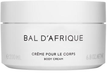Byredo Bal D'Afrique telový krém unisex 200 ml