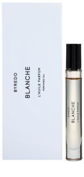 Byredo Blanche parfémovaný olej pre ženy 7,5 ml