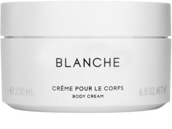 Byredo Blanche tělový krém pro ženy 200 ml