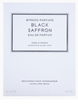Byredo Black Saffron Eau de Parfum unissexo 3 x 12 ml (3x recargas com vaporizador)