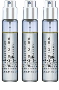 Byredo Black Saffron Eau de Parfum unisex 3 x 12 ml Dreifach-Nachfüllpackung mit Zerstäuber