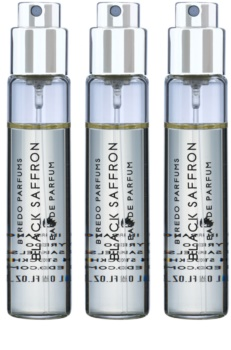 Byredo Black Saffron parfémovaná voda unisex 3 x 12 ml (3x náplň s rozprašovačem)