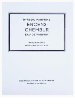 Byredo Encens Chembur woda perfumowana unisex 3 x 12 ml (3x uzupełnienie z atomizerem)