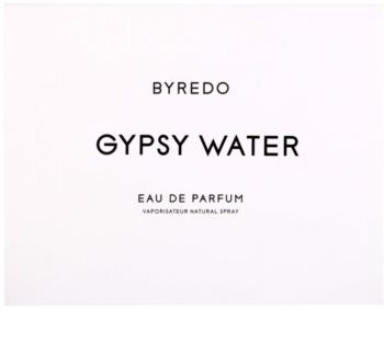 Byredo Gypsy Water парфумована вода унісекс 50 мл