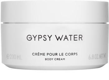 Byredo Gypsy Water Körpercreme unisex 200 ml