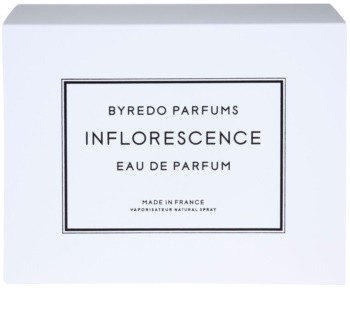 Byredo Inflorescence Eau de Parfum für Damen 100 ml