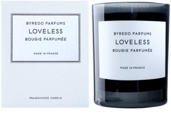 Byredo Loveless świeczka zapachowa  240 g