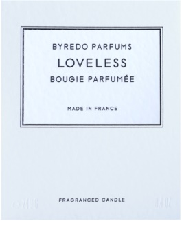 Byredo Loveless Scented Candle 240 g