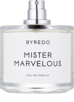 Byredo Mister Marvelous eau de parfum teszter férfiaknak 100 ml