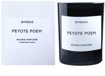 Byredo Peyote Poem vela perfumado 240 g