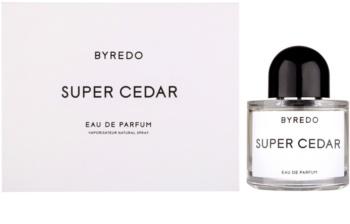 Byredo Super Cedar Eau de Parfum unisex 100 ml