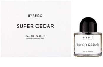 Byredo Super Cedar Eau de Parfum Unisex 50 ml