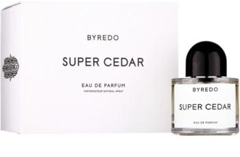 Byredo Super Cedar Parfumovaná voda unisex 50 ml