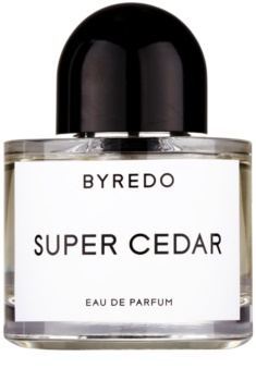 Byredo Super Cedar eau de parfum unissexo
