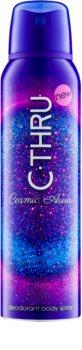 C-THRU Cosmic Aura deospray pro ženy 150 ml