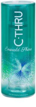 C-THRU Emerald Shine woda toaletowa dla kobiet 50 ml