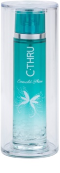 C-THRU Emerald Shine eau de toilette pentru femei 50 ml