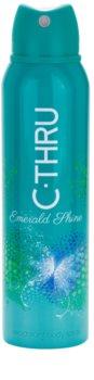 C-THRU Emerald Shine Deo Spray voor Vrouwen  150 ml