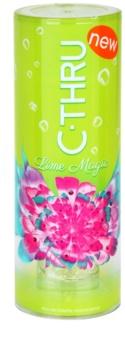 C-THRU Lime Magic toaletní voda pro ženy 50 ml