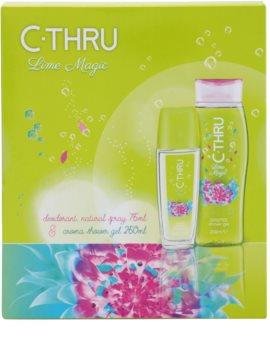 C-THRU Lime Magic dárková sada II.