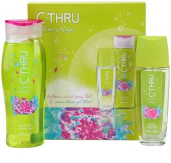 C-THRU Lime Magic Gift Set II.