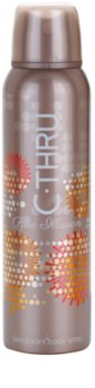 C-THRU Pure Illusion Deo Spray for Women 150 ml