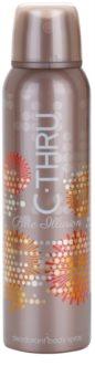 C-THRU Pure Illusion dezodorant w sprayu dla kobiet 150 ml