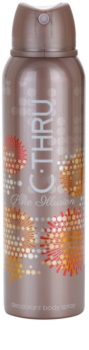 C-THRU Pure Illusion deospray pre ženy 150 ml