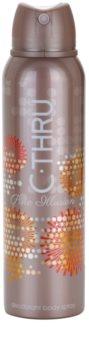 C-THRU Pure Illusion dezodor nőknek 150 ml