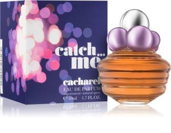 Cacharel Catch...Me Eau de Parfum para mulheres 50 ml