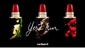 Cacharel Yes I Am parfumovaná voda pre ženy 50 ml
