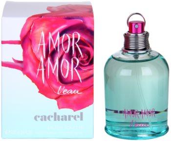 Cacharel Amor Amor L'Eau eau de toilette pour femme 100 ml