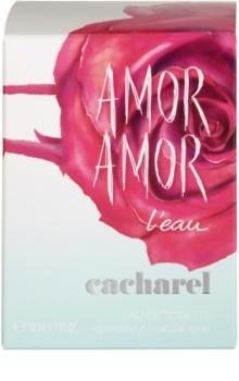 Cacharel Amor Amor L'Eau eau de toilette nőknek 50 ml
