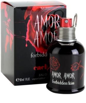 Cacharel Amor Amor Forbidden Kiss Eau de Toilette for Women 30 ml