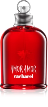 Cacharel Amor Amor Eau De Toilette For Women 100 Ml Notinocouk