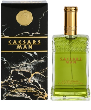 Caesars World Caesars For Man Eau de Cologne Herren 120 ml