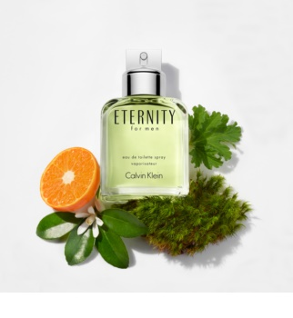 Calvin Klein Eternity for Men Eau de Toilette Herren 100 ml