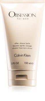 Calvin Klein Obsession for Men balzam po holení pre mužov 150 ml