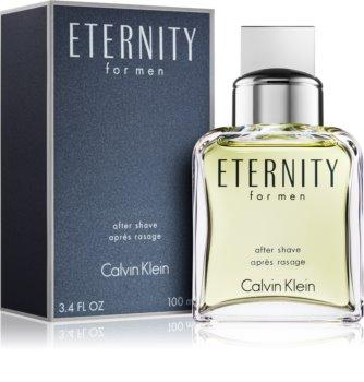 Calvin Klein Eternity for Men Aftershave lotion  voor Mannen 100 ml