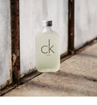 Calvin Klein CK One Eau de Toilette unisex 200 ml