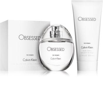 Calvin Klein Obsessed confezione regalo I.