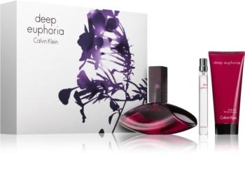 Calvin Klein Deep Euphoria подарунковий набір II.