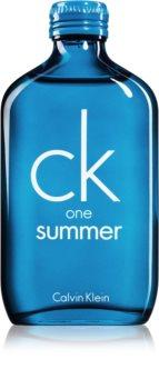 Calvin Klein CK One Summer 2018 eau de toilette mixte 100 ml
