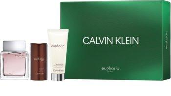 Calvin Klein Euphoria Men lote de regalo XVI.