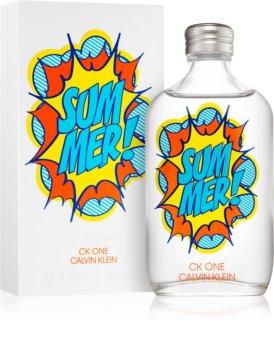 Calvin Klein CK One Summer 2019 toaletna voda uniseks 100 ml