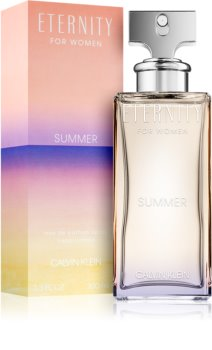 Calvin Klein Eternity Summer 2019 Eau de Toilette for Women 100 ml