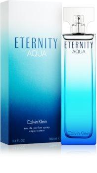 Calvin Klein Eternity Aqua Eau de Parfum für Damen 100 ml