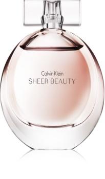 Calvin Klein Sheer Beauty Eau de Toilette voor Vrouwen  100 ml