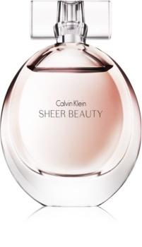 Calvin Klein Sheer Beauty toaletní voda pro ženy 50 ml