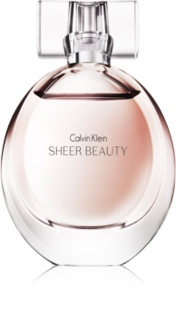 Calvin Klein Sheer Beauty eau de toilette per donna 30 ml